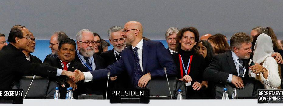 Die Klimakonferenz COP24 wurde erfolgreich abgeschlossen / Bild: REUTERS