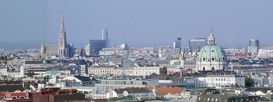 Salvador de Madriaga wagte einst die These, Hauptstadt des künftigen Europas müsse Wien sein; kein Ort sei so vorbestimmt und so geeignet als Mittelpunkt. / Bild: Die Presse