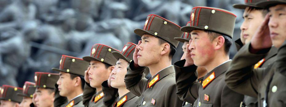 Donald Trump will beweisen, dass er entgegen aller Kritik sehr wohl eine Strategie zur Lösung der nordkoreanischen Atomkrise hat.  / Bild: Reuters