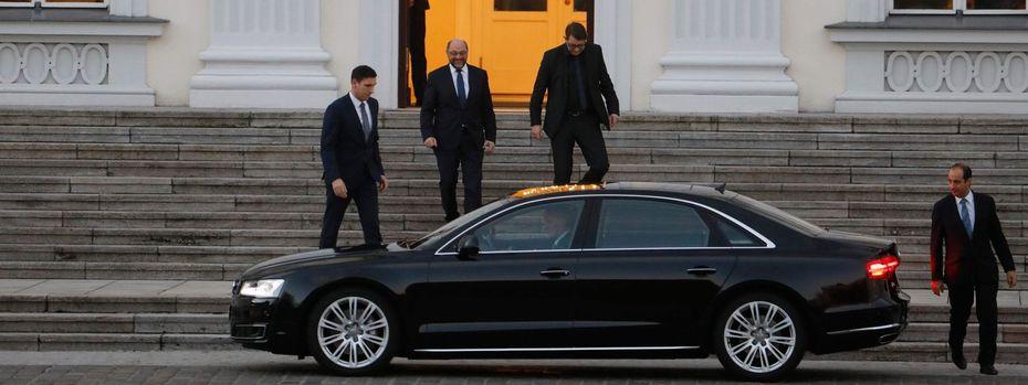 Martin Schulz gerät unter Druck. / Bild: (c) AFP (ODD ANDERSEN)