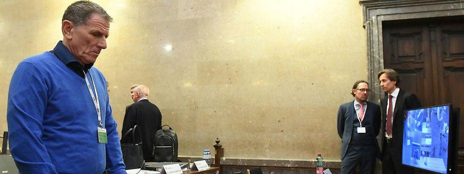 Die Angeklagten Peter Hochegger (l.) und Walter Meischberge / Bild: APA/HELMUT FOHRINGER/APA-POOL