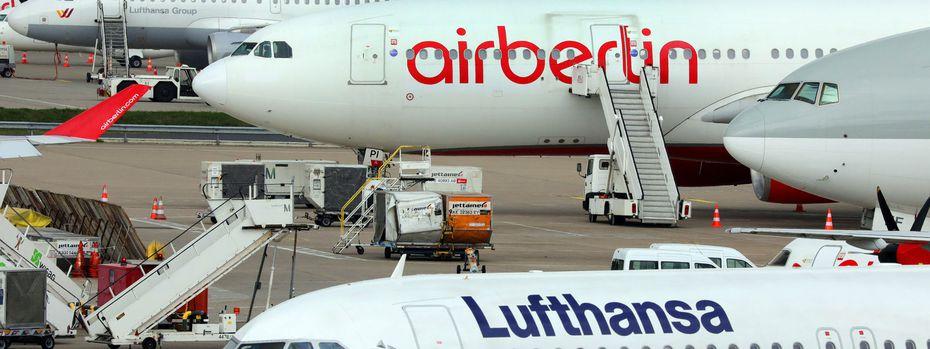 Lufthansa soll Niki und Löwenanteil von Air Berlin bekommen / Bild: APA/dpa/Wolfgang Kumm