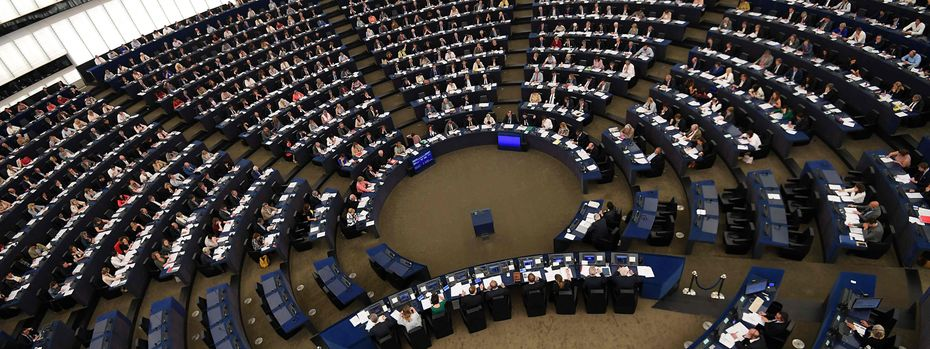 Europa ist von seiner Vorbildwirkung in Fragen der Unternehmensethik und Wirtschaftspolitik überzeugt und trägt sie auf internationalem Parkett gern als beispielhaft vor. / Bild: (c) APA/AFP/FREDERICK FLORIN (FREDERICK FLORIN)