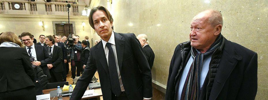 Ex-Minister Karl-Heinz Grasser / Bild: APA/HELMUT FOHRINGER/APA-POOL