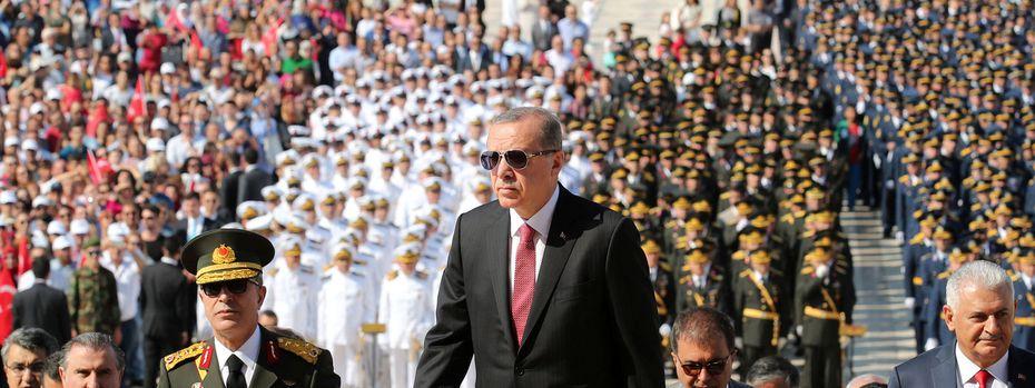 40 Regierungen, darunter die Türkei, haben in den letzten zwei Jahren ihren Rechtsstaat beschnitten. / Bild: (c) Reuters (Umit Bektas)