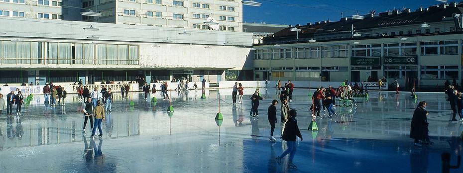 Wien Eislaufverein am Heumarkt *** Vienna Skating Club at Heumarkt / Bild: (c) imago/viennaslide (www.viennaslide.com)