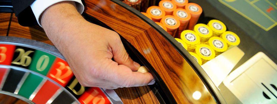 Symbolbild: Glücksspiel. / Bild: (c) Die Presse (Clemens Fabry)