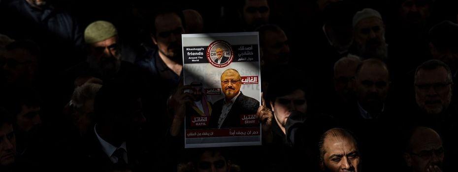 Wer ordnete die Ermordung des regimekritischen Journalisten Jamal Khashoggi an? / Bild: APA/AFP/BULENT KILIC