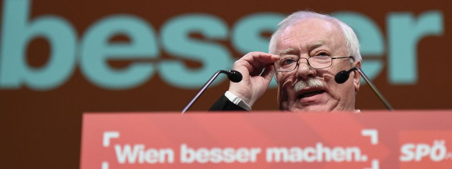 Michael Häupl / Bild: APA/HERBERT P. OCZERET