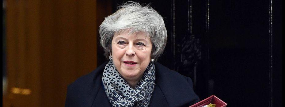 Theresa May / Bild: imago/i Images