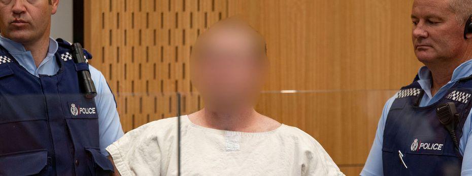 Christchurch-Attentäter Brenton T. / Bild: REUTERS