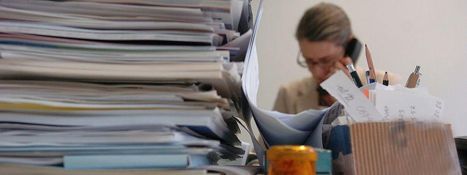 Symbolbild: Mehr Gehalt für Beamte. / Bild: (c) Die Presse (Michaela Bruckberger)