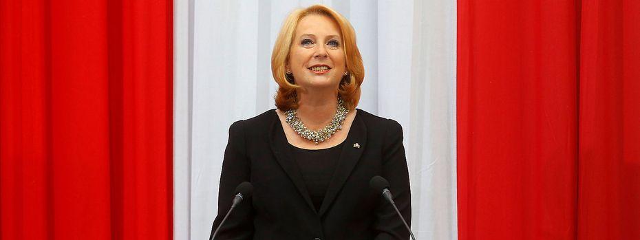 Doris Bures (SPÖ)  / Bild: (c) REUTERS (Heinz-Peter Bader)