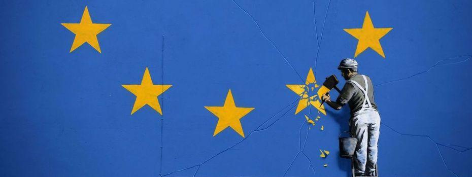 Schmerzhaftes Good-bye: Schon jetzt spüren die Briten die negativen Folgen des Brexit.  / Bild: Reuters