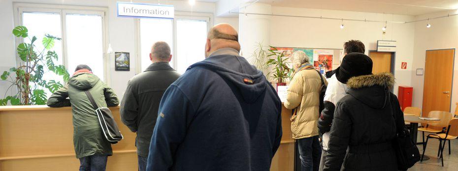 220.100 Menschen hatten 2018 keinen Job, die Arbeitslosenquote betrug 4,9 Prozent. / Bild: (c) Clemens Fabry