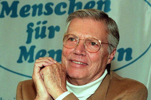 1ef3152ad6 Karlheinz Böhm: Der stille Revolutionär