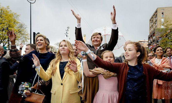 Niederlande Der König Der Großen Gefühle Diepressecom