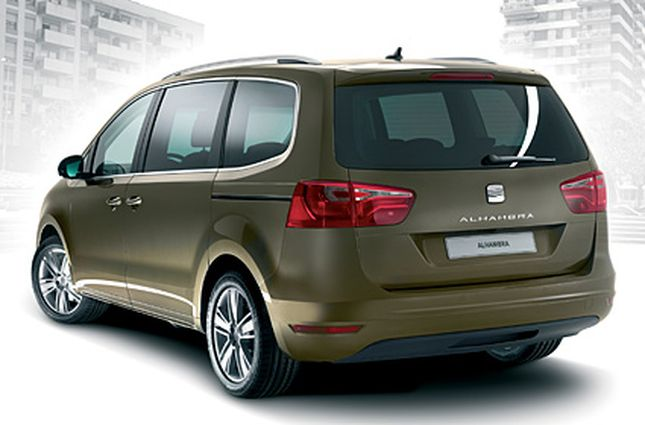 seat alhambra sharan schwester mit schiebet ren. Black Bedroom Furniture Sets. Home Design Ideas