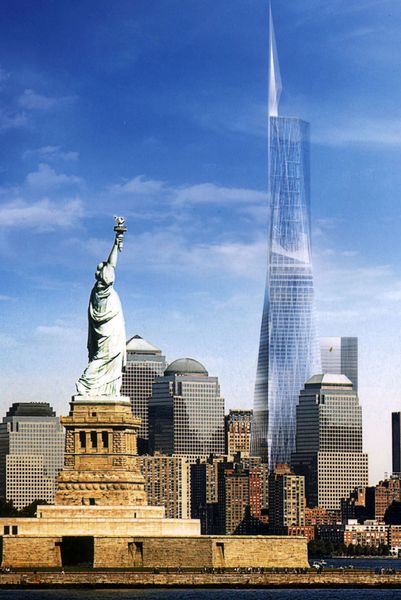 new york city one world trade center immobilien. Black Bedroom Furniture Sets. Home Design Ideas