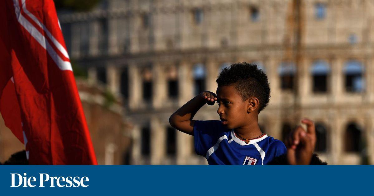Flüchtlinge: Um 44 Prozent mehr Asylanträge in Italien