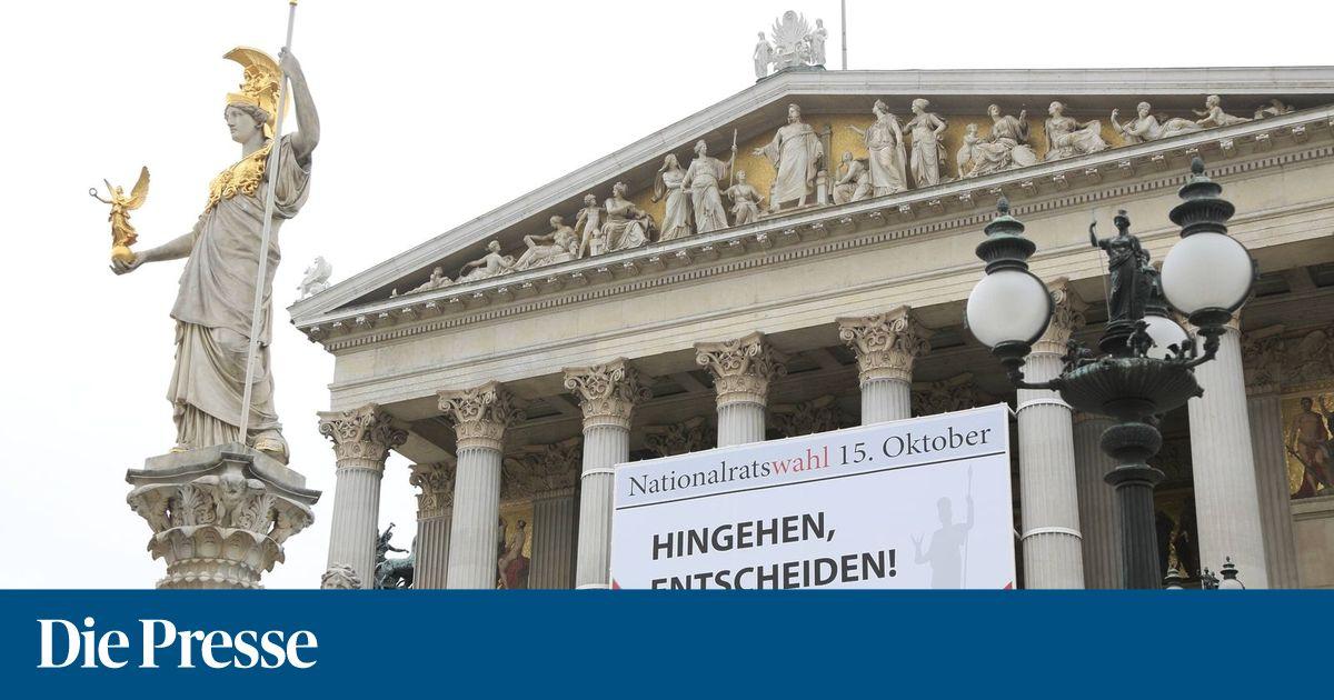 FPÖ will Parteispenden über 3500 Euro verbieten - ÖVP schweigt