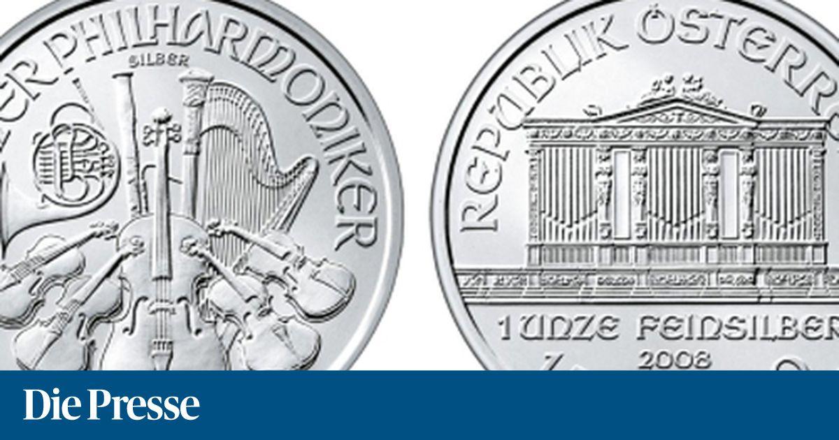 österreichische Münze Als Alptraum Für Deutschen Fiskus Diepressecom