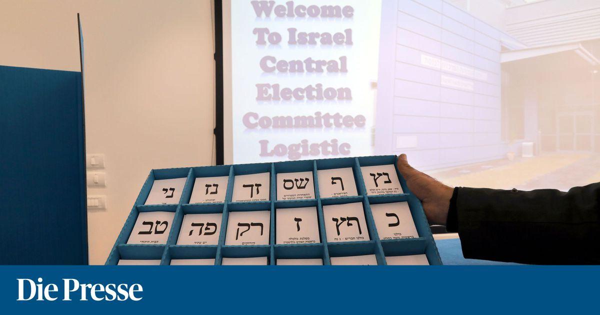 Rechtsextreme Kandidaten zur Wahl in Israel zugelassen