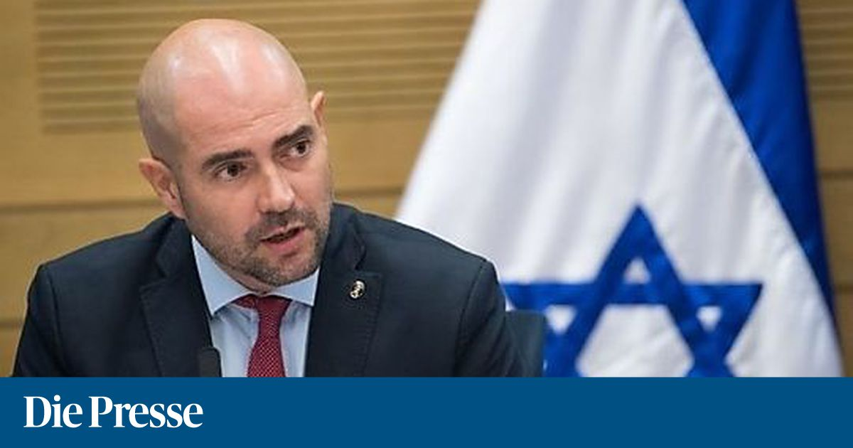 Israel: Erster offen homosexueller Minister