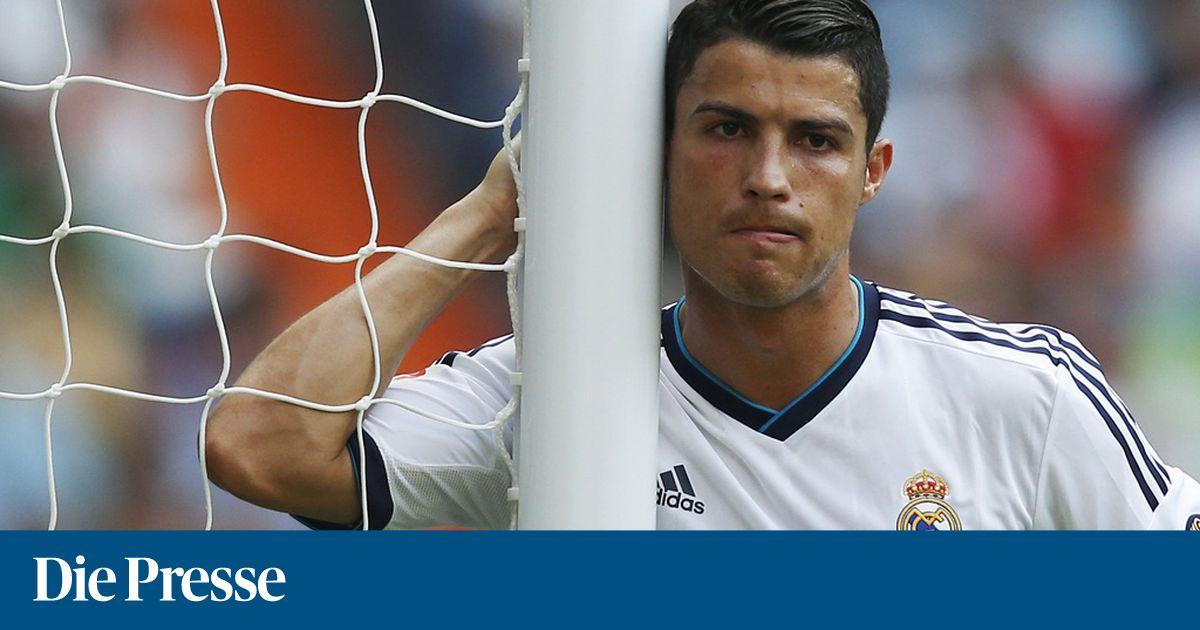 Ronaldo Eine Prinzessin Ist Traurig Diepresse Com