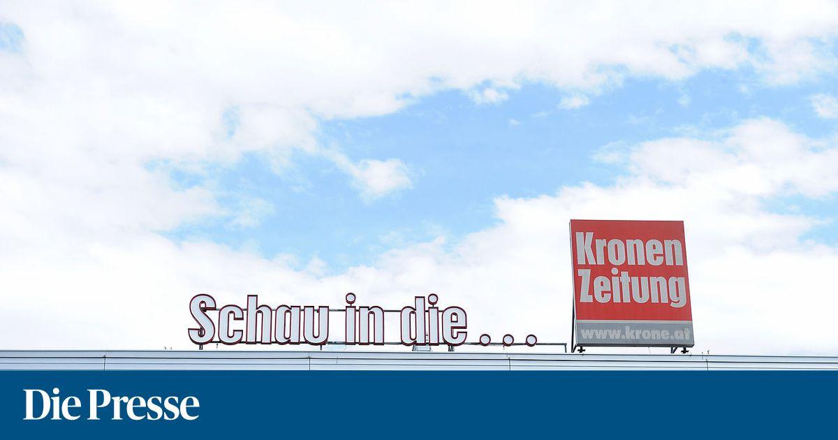 """Schmitt tritt nach Ibiza-Affäre als """"Krone.at""""-Chefredakteur zurück"""