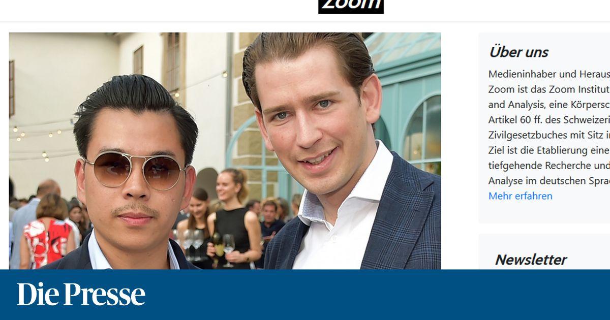 """IT-Unternehmer soll hinter """"Zoom"""" stecken"""