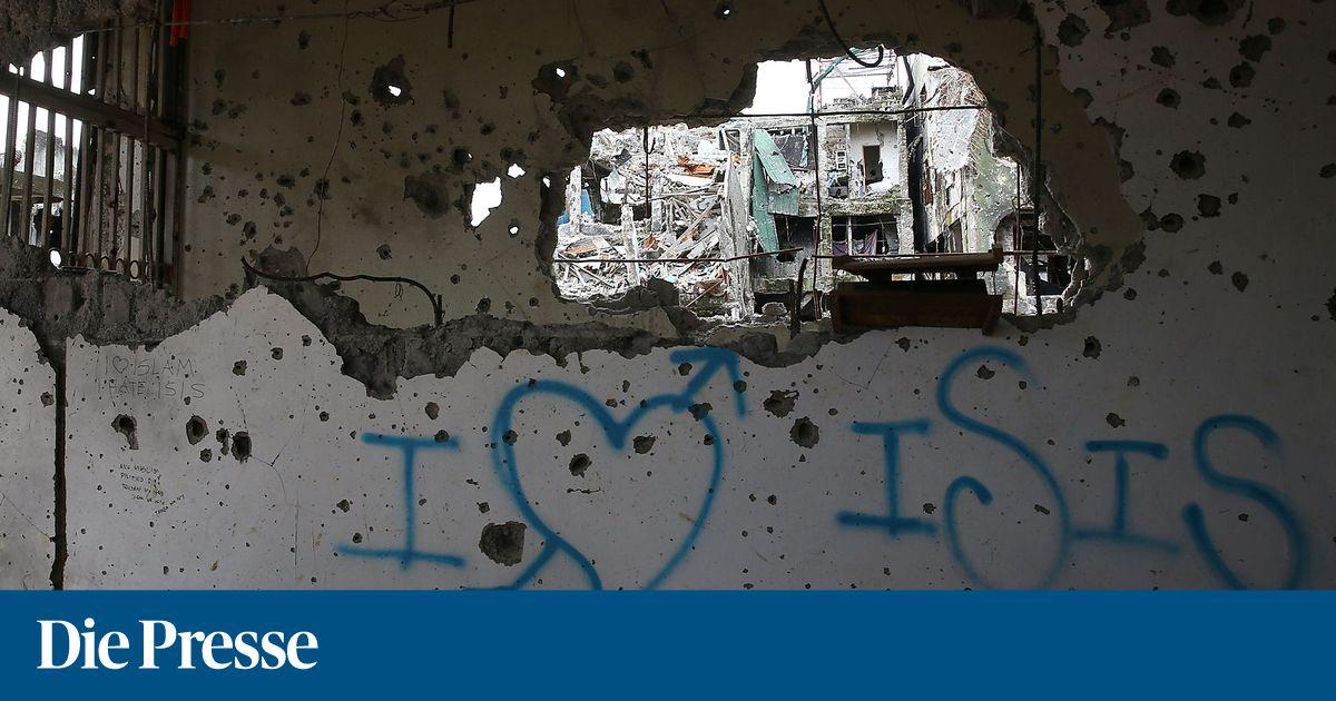 Strache und Kickl lehnen Rücknahme von IS-Kämpfern ab