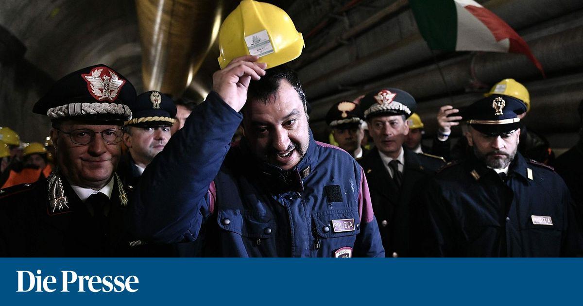 Venezuela-Krise: Guaidó möchte Treffen mit Italiens Salvini