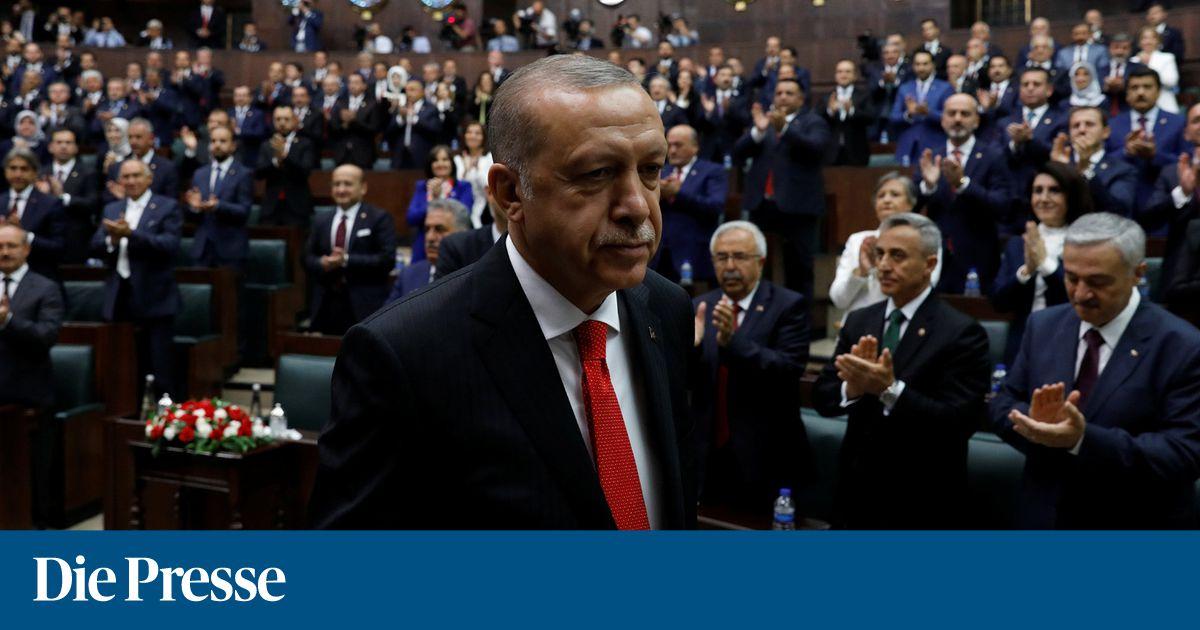 Sonnenkönig Erdogan: In der Türkei beginnt eine neue Ära