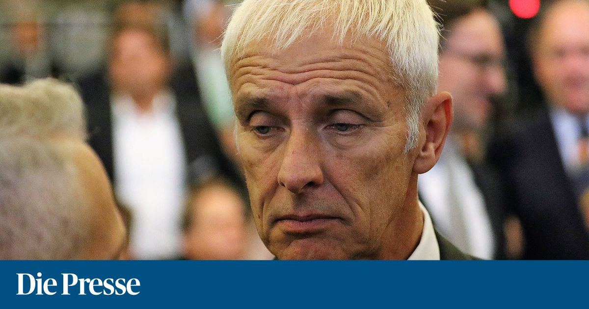 373f27ce73e VW-Konzernchef Matthias Müller hat umstrittene Versuche beim Test von  Dieselabgasen als inakzeptabel bezeichnet.