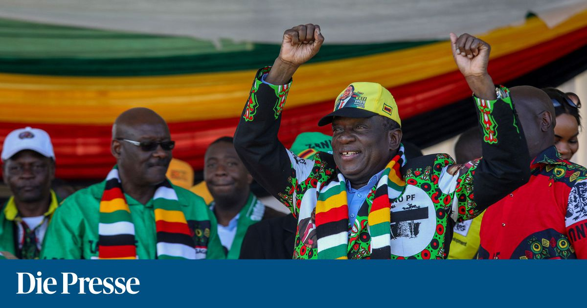 "Simbabwe: Attentat auf den Wahlkampf des ""Krokodils"""
