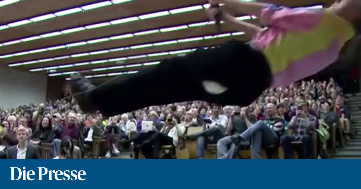 Online-Vorlesungen: Die Stars von Philosophie bis Physik « DiePresse.com