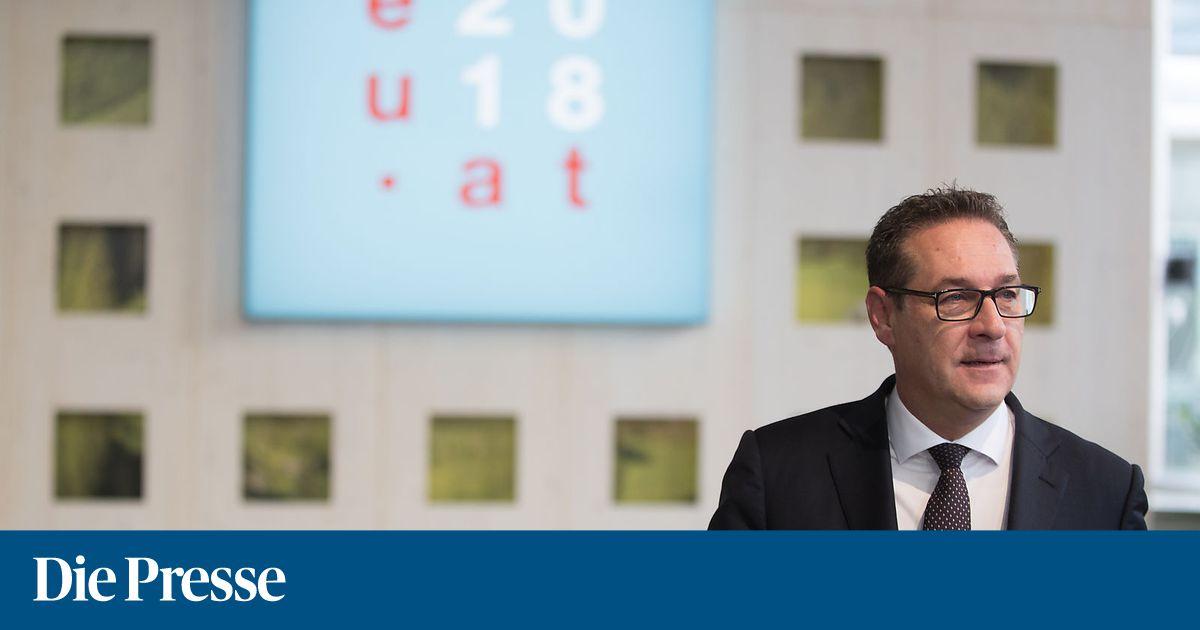 """Strache: """"In diesen Zentren werden keine Asylanträge gestellt"""""""
