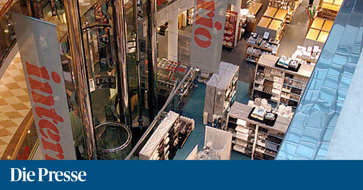 Sonntagsöffnung Wiener Marktamt Zeigt Interio An Diepressecom