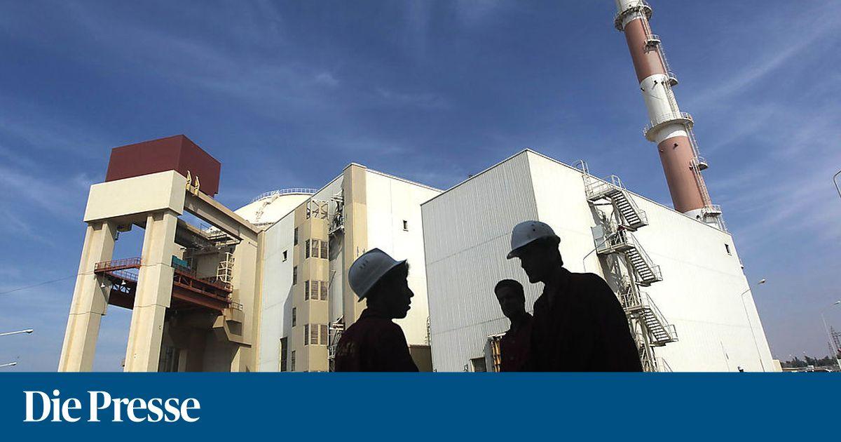 Iran wird zulässige Uranmenge am 27. Juni überschreiten