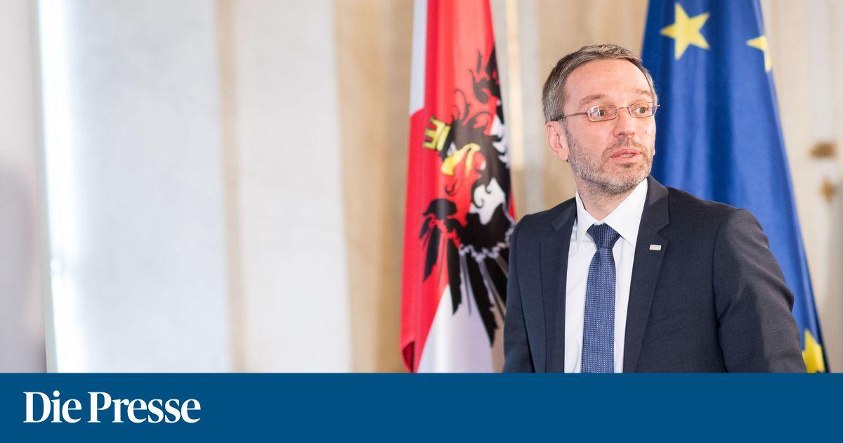 Kickl will Asylanträge auf europäischem Boden verhindern