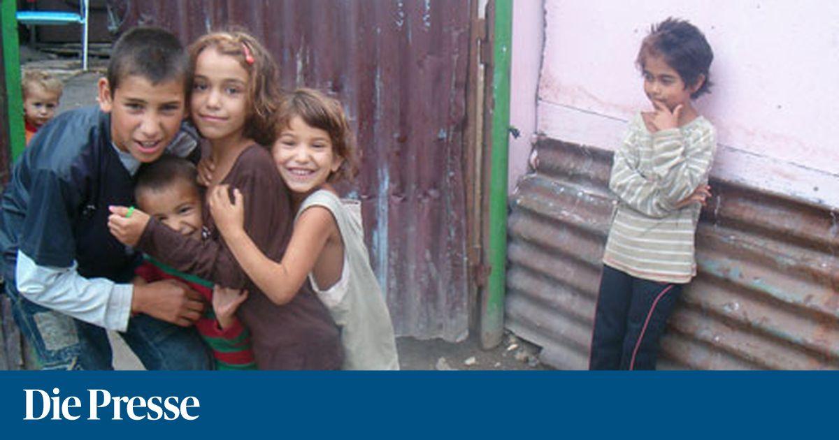 slowakei medien machen stimmung gegen roma familie. Black Bedroom Furniture Sets. Home Design Ideas