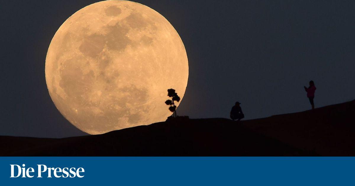 """Chinesische Forscher wollen """"künstlichen Mond"""" schaffen"""