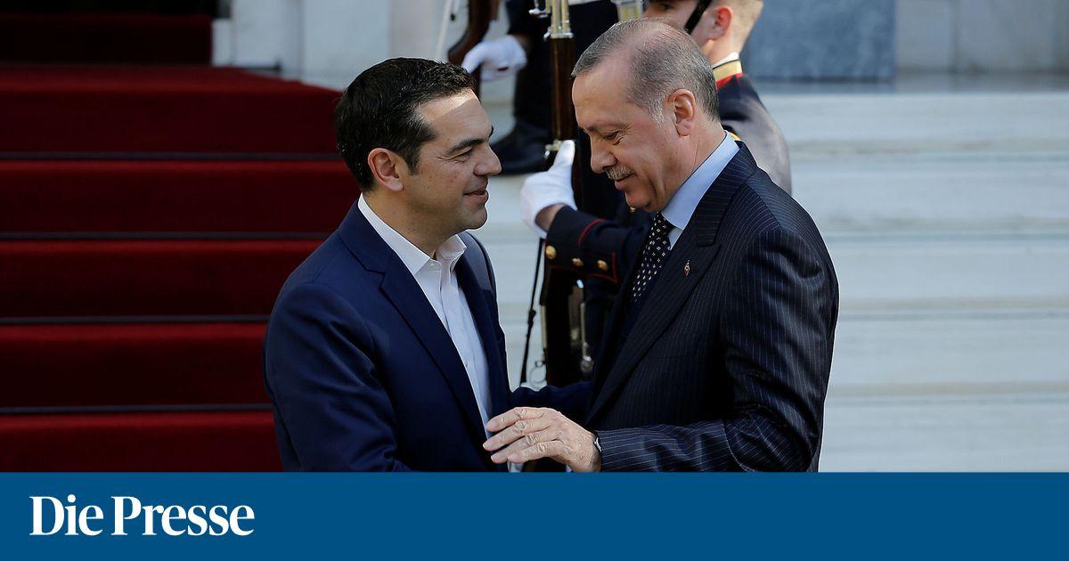 Erdogan will Grenze zwischen Griechenland und Türkei neu verhandeln