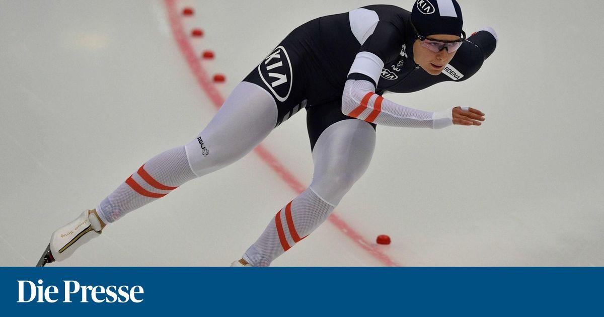 Eisschnelllauf: Vanessa Herzog holt WM-Gold für Österreich