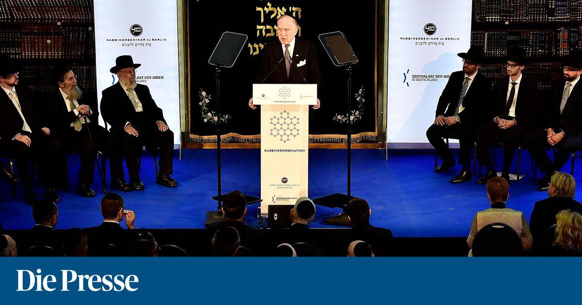 """WJC-Präsident Lauder: """"Kann Kurz die FPÖ noch kontrollieren?"""""""