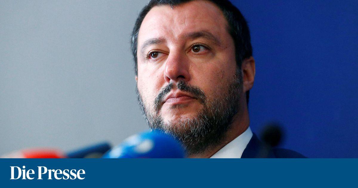 Lega-Chef Salvini erwägt Kandidatur als EU-Kommissionspräsident