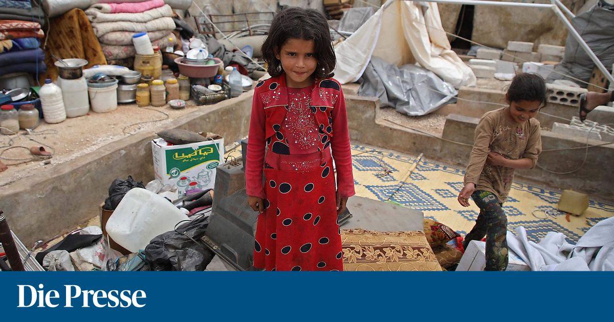 Rekordzahl an Menschen mussten 2018 innerhalb ihres eigenes Landes fliehen