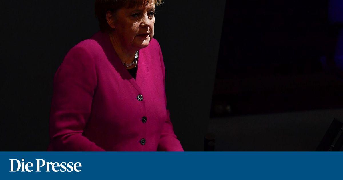 """Merkels Pläne: Deutschland ist """"gespalten"""""""