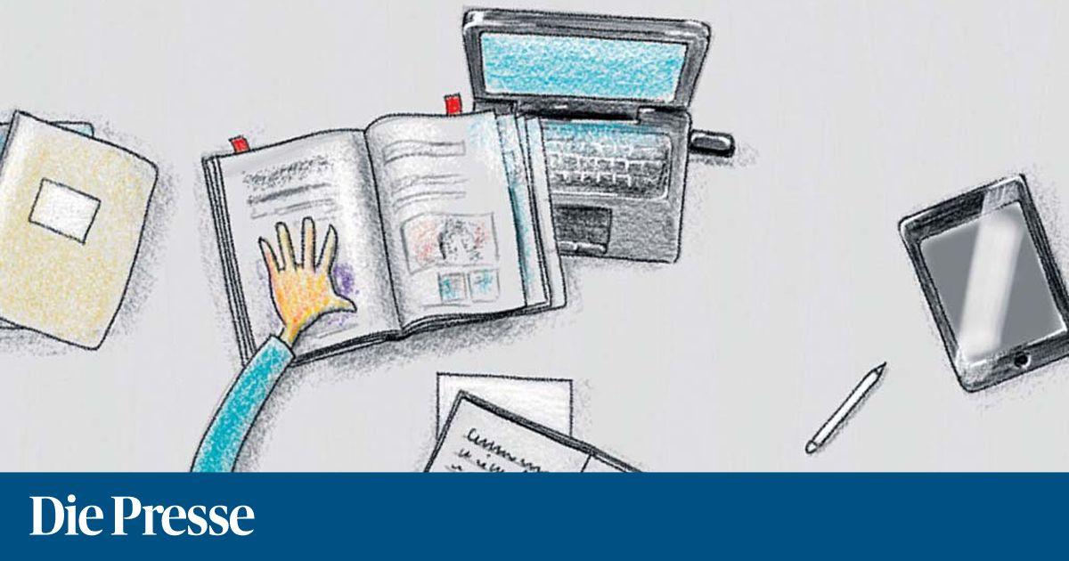 Bleistift oder Tablet: Ist digital wirklich besser? « DiePresse.com